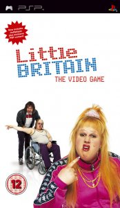 Little Britain: The Video Game per PlayStation Portable