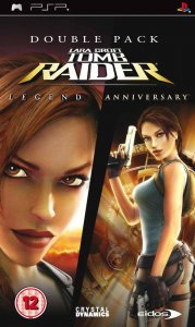 Tomb Raider Double Pack per PlayStation Portable