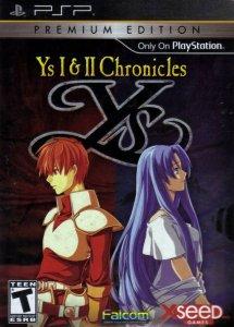 Ys I & II Chronicles per PlayStation Portable
