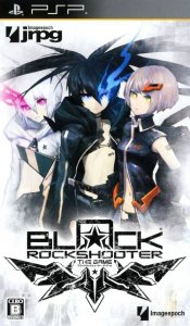 Black Rock Shooter: The Game per PlayStation Portable