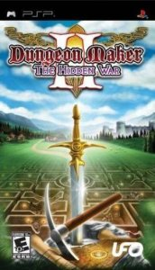 Dungeon Maker II: The Hidden War per PlayStation Portable