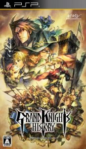 Grand Knights History per PlayStation Portable