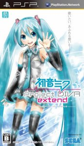 Hatsune Miku: Project Diva Extend per PlayStation Portable