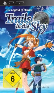The Legend of Heroes: Trails in the Sky per PlayStation Portable