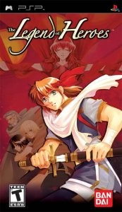 The Legend of Heroes: A Tear of Vermillion per PlayStation Portable