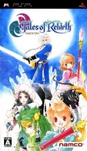 Tales of Rebirth per PlayStation Portable