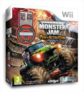 Monster Jam: Path of Destruction per Nintendo Wii