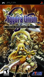 Yggdra Union: We'll Never Fight Alone per PlayStation Portable