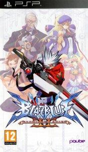 BlazBlue: Continuum Shift II per PlayStation Portable