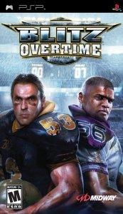 Blitz: Overtime per PlayStation Portable