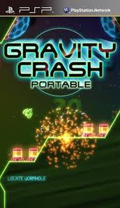 Gravity Crash Portable per PlayStation Portable