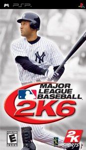 Major League Baseball 2K6 per PlayStation Portable