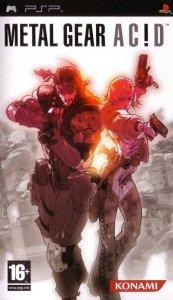 Metal Gear Acid per PlayStation Portable
