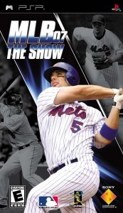 MLB 07: The Show per PlayStation Portable