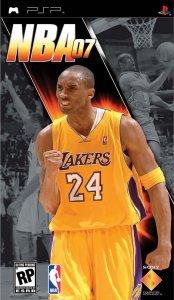 NBA '07 per PlayStation Portable