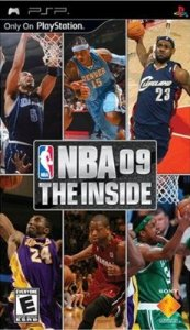 NBA 09: The Inside per PlayStation Portable