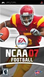 NCAA Football 07 per PlayStation Portable