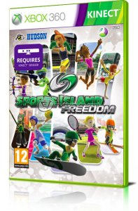 Sports Island Freedom per Xbox 360