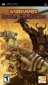 Warhammer: Battle for Atluma per PlayStation Portable