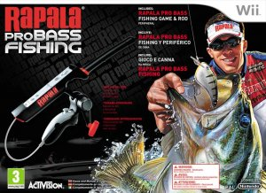 Rapala Pro Bass Fishing per Nintendo Wii