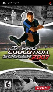 Winning Eleven: Pro Evolution Soccer 2007 per PlayStation Portable