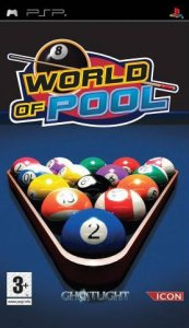 World of Pool per PlayStation Portable