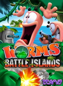 Worms: Battle Islands per PlayStation Portable