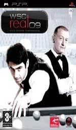 WSC REAL 09: World Snooker Championship per PlayStation Portable
