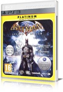 Batman: Arkham Asylum per PlayStation 3
