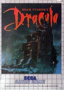 Bram Stoker's Dracula per Sega Game Gear