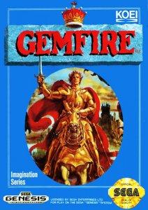 Gemfire per Sega Mega Drive