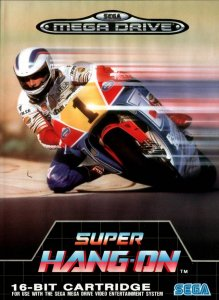 Super Hang-On per Sega Mega Drive