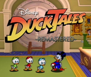 DuckTales: Remastered per Nintendo Wii U