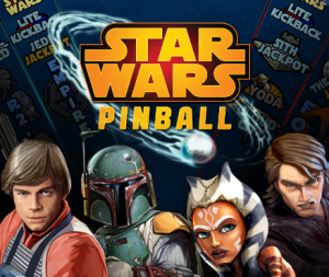 Star Wars Pinball per PlayStation Vita
