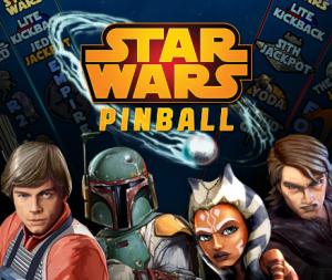 Star Wars Pinball per Nintendo Wii U