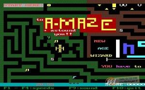 Amaze per Sinclair ZX Spectrum