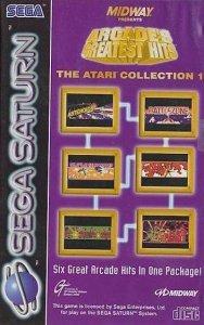 Arcade's Greatest Hits: The Atari Collection 1 per Sega Saturn