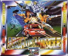 Arcade Muscle per Sinclair ZX Spectrum