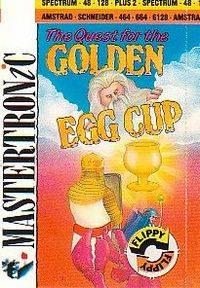 The Quest for the Golden Eggcup per Sinclair ZX Spectrum