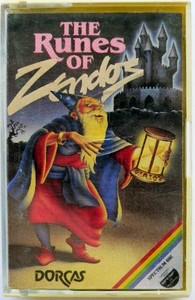The Runes of Zendos per Sinclair ZX Spectrum