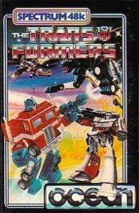 The Transformers: The Battle to Save the Earth per Sinclair ZX Spectrum
