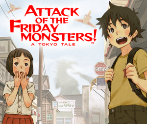 Attack of the Friday Monsters! A Tokyo Tale per Nintendo 3DS