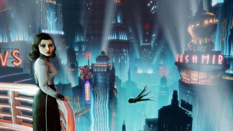 BioShock Infinite: Burial at Sea - Trailer di presentazione, immagini e informazioni