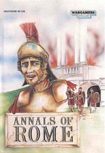 Annals of Rome per Sinclair ZX Spectrum