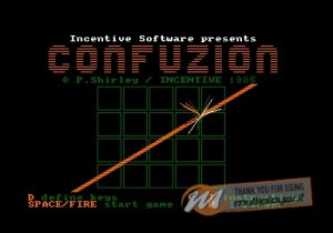 Confuzion per Sinclair ZX Spectrum