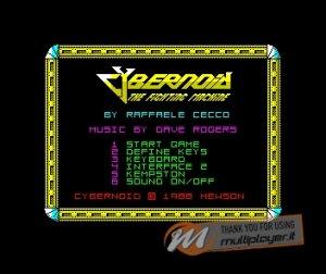 Cybernoid: The Fighting Machine per Sinclair ZX Spectrum