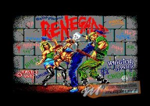 Renegade per Sinclair ZX Spectrum