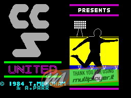 United per Sinclair ZX Spectrum