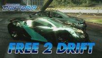 "Ridge Racer Driftopia - Trailer ""Free 2 Drift"""