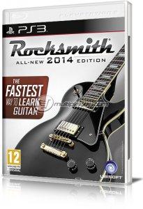 Rocksmith 2014 Edition per PlayStation 3